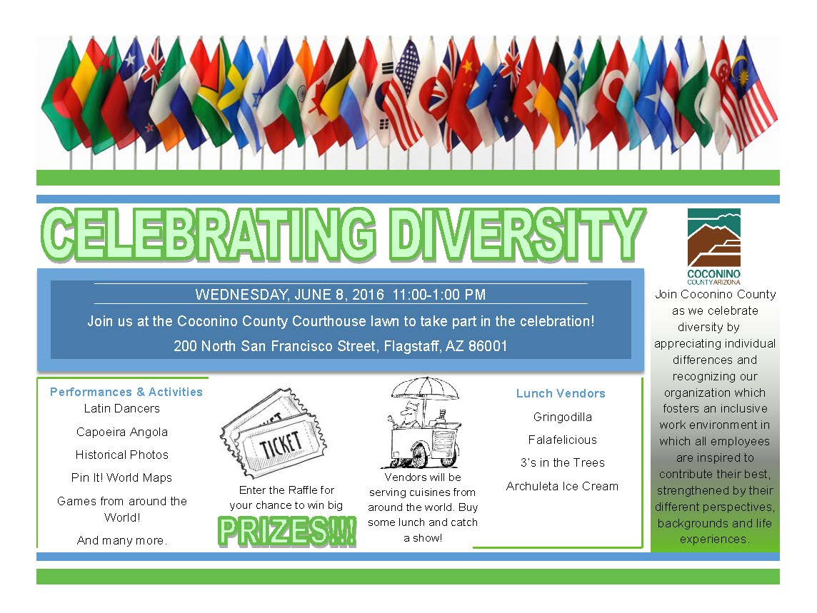Arizona coconino county leupp - Diversity Day