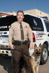 Coconino County Sheriff's Office K9 Kiko