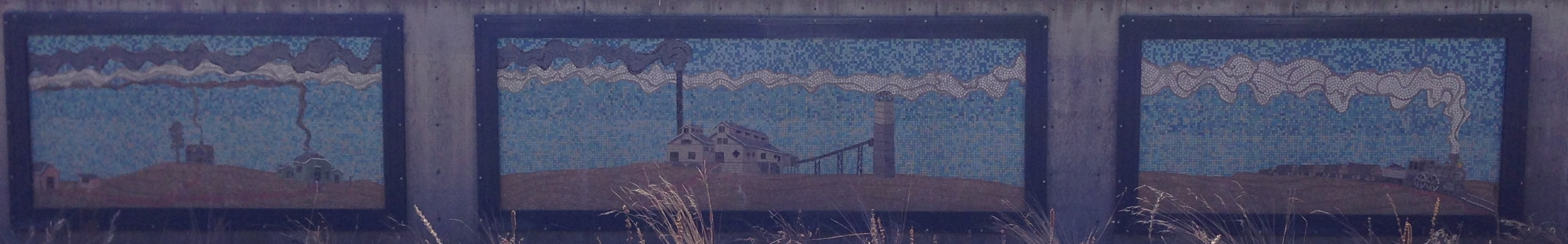 Sawmill County Park Tile Mural