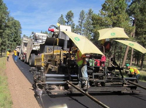Pavement Management & Capital Improvements