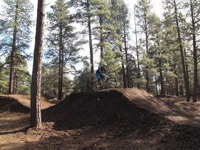Fort Tuthill Bike Park