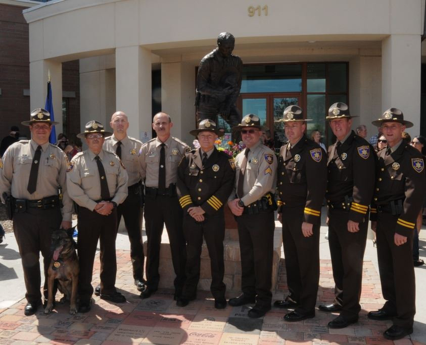 Coconino County Sheriff Flagstaff Police Law Enforcement Memorial