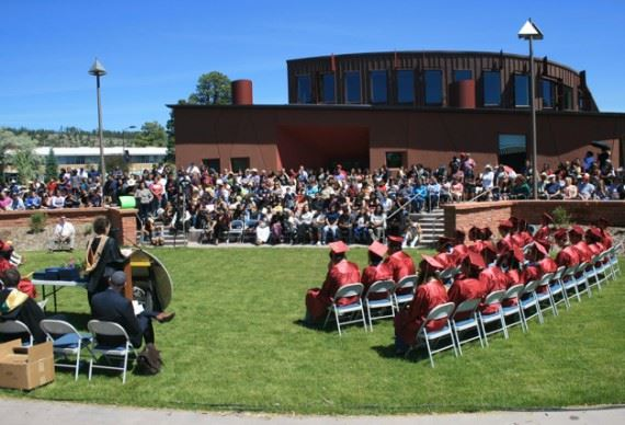 Ponderosa High School Graduation