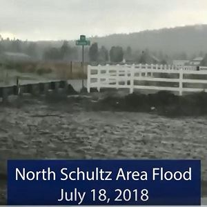 North Schultz Area Flood