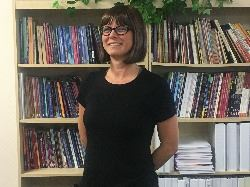 Hesper Petersen_Professional learning and data coordinator
