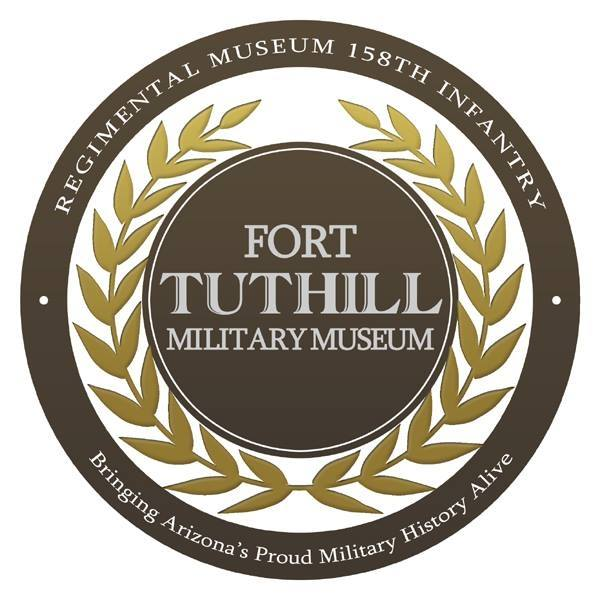 Fort Tuthill Military Museum logo