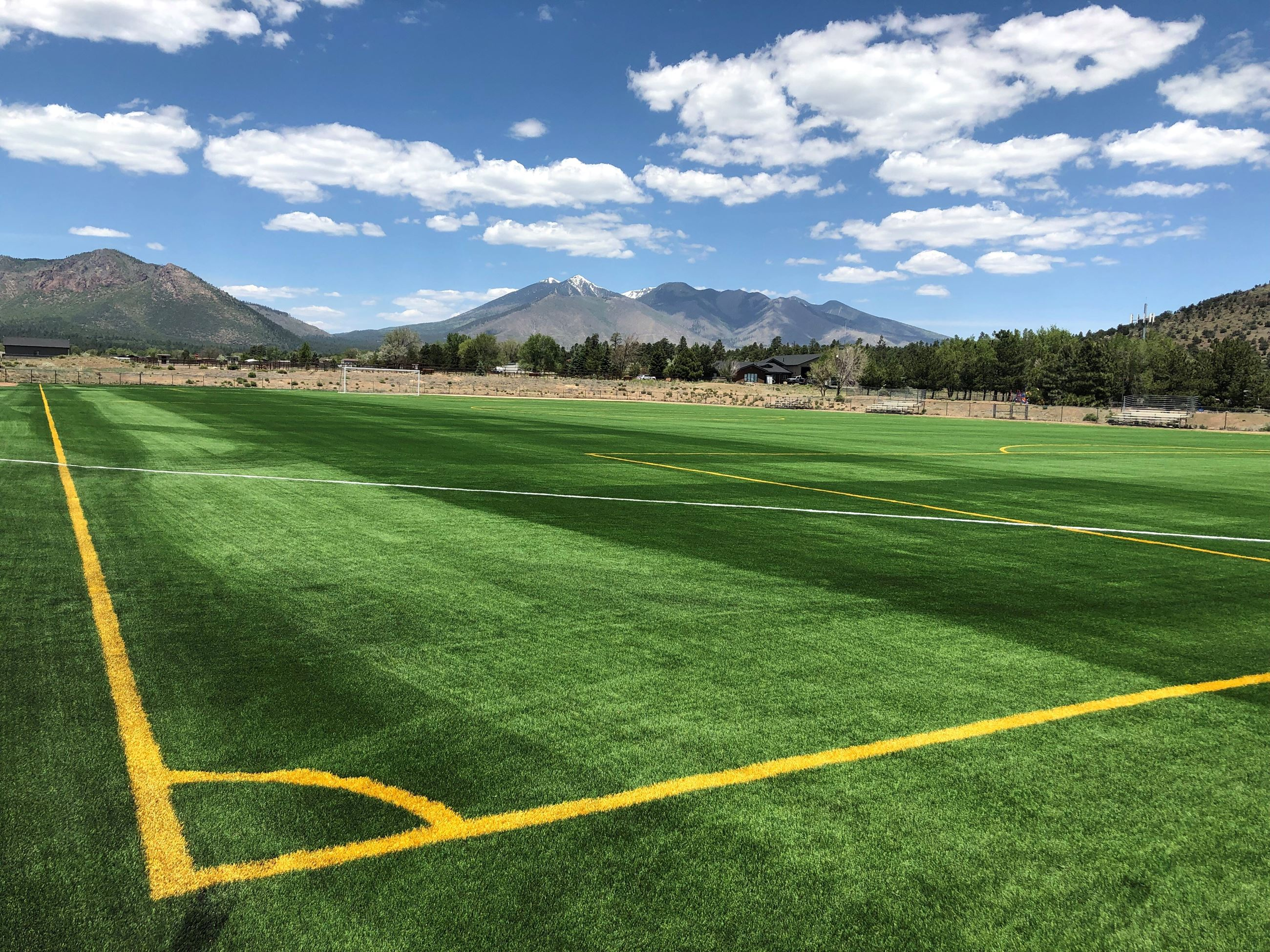 PVCP Sports Field_New Turf 2019