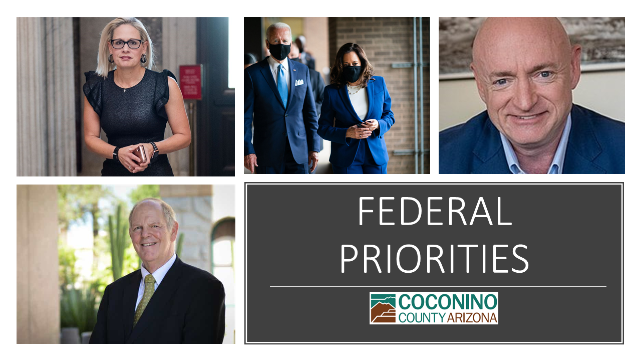 Coconino County Federal Priorities