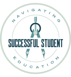 Successful Student Logo Opens in new window