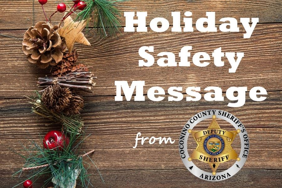 CCSO Holiday Safety Messages