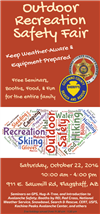CCSO SAR Outdoor Recreation Safety Fair