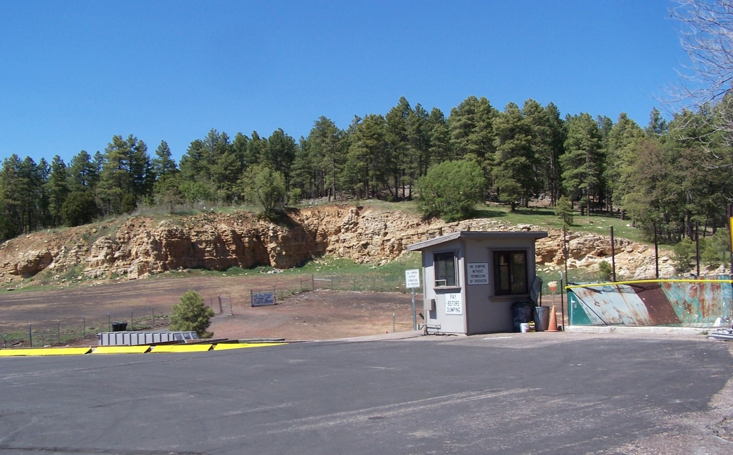 Willard Springs Transfer Station