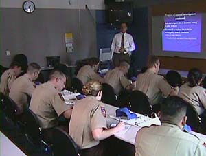 Basic Detention Academy Class